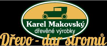 Karel Makovský - dřevěné výrobky